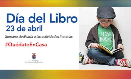 Propuestas literarias para celebrar el Día del Libro en San Lorenzo