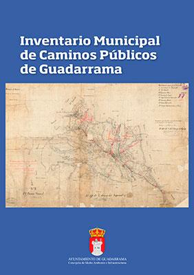 inventario municipal de caminos de Guadarrama