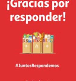 #JuntosRespondemos: Alcampo logra una donación para Cruz Roja Responde de 173.400 euros