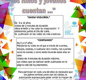 Collado Villalba organiza tres actividades para que niños y jóvenes cuenten sus vivencias en vídeo