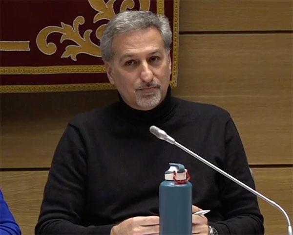 Iván Pizarro niega ser el autor del informe que denunció Podemos Collado Villalba