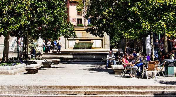 #QRicoSanLorenzo, el Ayuntamiento digitaliza los menús de la hostelería