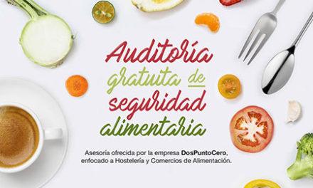Auditoría de seguridad alimentaria para hosteleros y tiendas de alimentación de Torrelodones