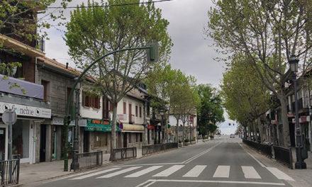 El Ayuntamiento de Guadarrama no peatonalizará el centro urbano