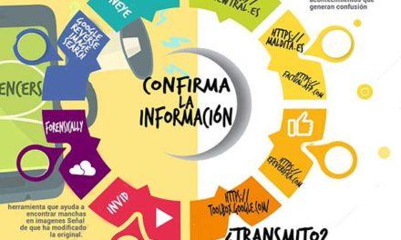 """Una treintena de jóvenes participa en un encuentro virtual para aprender a distinguir las """"fake news"""""""