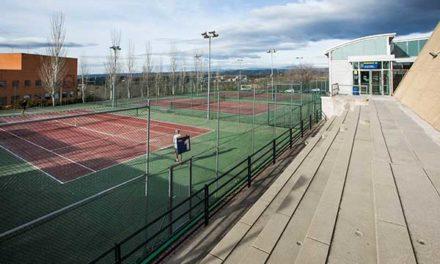 Reabren las pistas de pádel y tenis de los polideportivos de Las Rozas