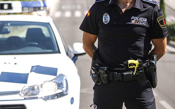 La Policía de Las Rozas incorporará pistolas eléctricas Taser a su equipamiento