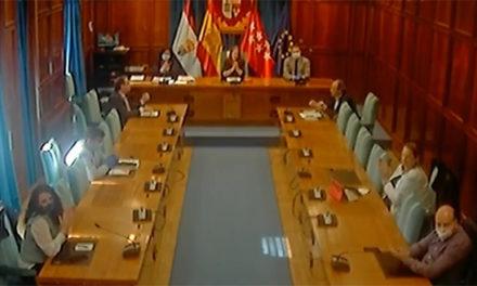 El Pleno de San Lorenzo aprueba ayudas para familias y pymes