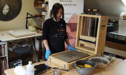 Los talleres de Artes Plásticas de San Lorenzo adaptan formato para continuar las clases