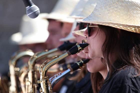 La cultura sale a la calle en Torrelodones con el Festival de Jazz Made in Spain