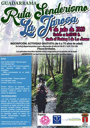 ruta entorno natural de La Jarosa