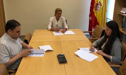 Vecinos por Collado Villalba se integra en el equipo de Gobierno