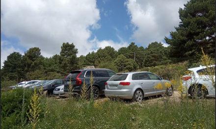 Organizaciones ecologistas preocupadas por la avalancha de personas en la Sierra de Guadarrama