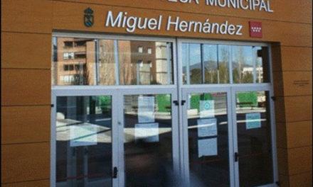 Abren las bibliotecas municipales de Collado Villalba, con cita previa