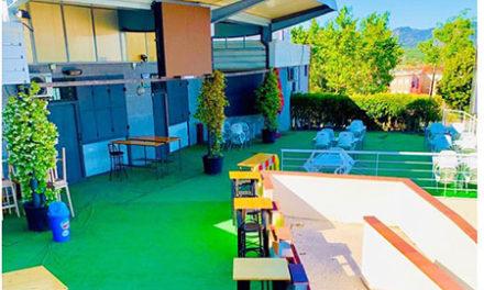 Mañana abre el Club Social del CD Galapagar