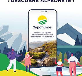 Una App para descubrir Alpedrete a través de sus topónimos