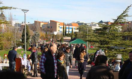 Vuelven a las calles de Las Rozas el Mercado Vecinal de Segunda Mano y El Rastro