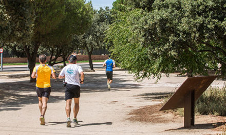 Las Rozas oferta un servicio de asesoría deportiva al aire libre