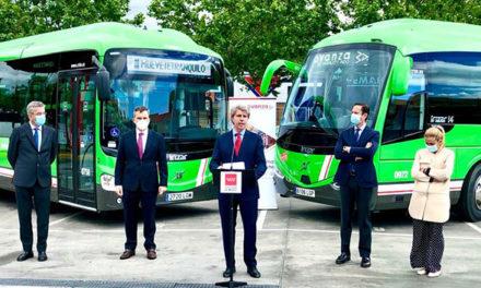 Más de 200 líneas de autobuses cuentan con protocolos anti COVID-19