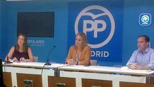 """El PP reclama """"certezas"""" al Gobierno en la vuelta a las aulas"""