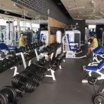 La sala de musculación del Polideportivo de Torrelodones abre mañana