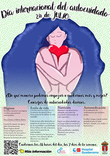 Día del autocuidado en Guadarrama