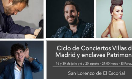 El músico de jazz Moisés P. Sánchez abre el Ciclo de Conciertos Villas de Madrid