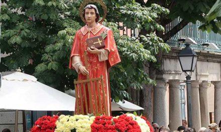 San Lorenzo de El Escorial suspende sus Fiestas Patronales y la Romería de septiembre