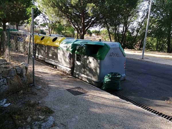 Torrelodones: la recogida domiciliaria de podas será voluntaria