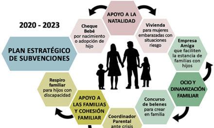 Vox presenta un plan de subvenciones para familias de Majadahonda