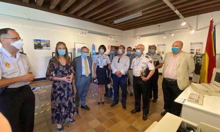 """Una exposición muestra la """"Transformación digital en la Policía Nacional"""""""