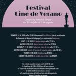El campo del Chopo acoge el Festival de cine de verano de Galapagar