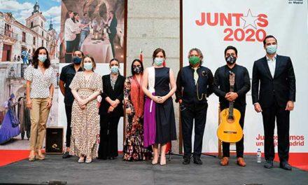 """Díaz Ayuso presenta """"Juntos 2020"""", un plan para reactivar el turismo en la región"""