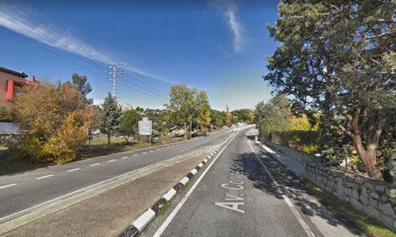 La Comunidad de Madrid volverá a asfaltar la M-618 esta semana
