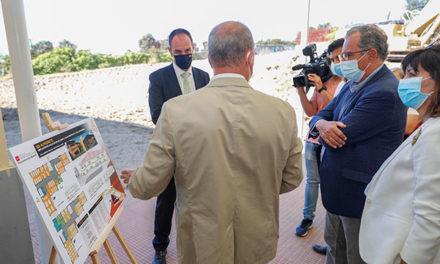 La ampliación del IES de Alpedrete contará con una inversión de casi 2 millones de euros