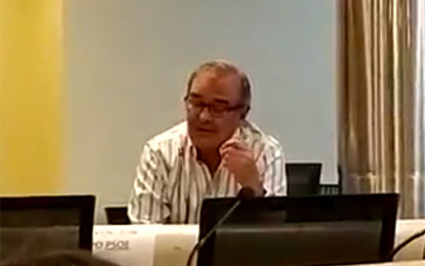 Alfredo Pérez Rubalcaba tendrá un espacio público en Majadahonda