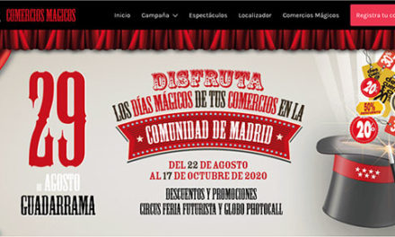 Comercios mágicos llega a Guadarrama como apoyo al comercio local