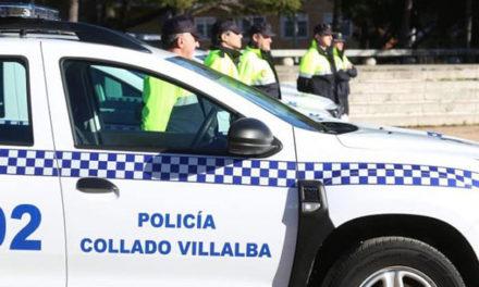 Las infracciones penales descienden un 38,1% en Collado Villalba