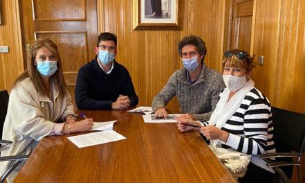 La Asociación DeVerde promocionará San Lorenzo mediante visitas turísticas caracterizadas