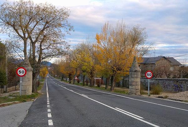 Las obras para remodelar el Paseo de la Alameda de Guadarrama salen a licitación