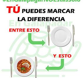 """""""En Galapagar No Estás Solo"""" organiza una nueva recogida de alimentos"""
