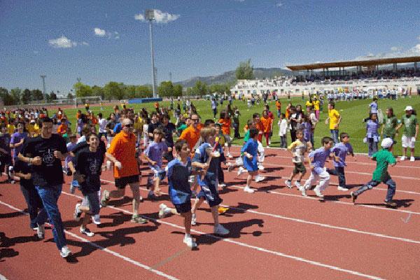 El 1 de octubre comenzarán las Escuelas deportivas municipales de Collado Villalba