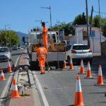 Cortes de tráfico en la M-614 en Guadarrama por trabajos de asfaltado