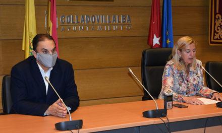 Collado Villalba cierra parques y pospone eventos ante el aumento de incidencia
