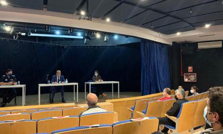 El Escorial suprime la tasa de ocupación de mesas y sillas para 2021