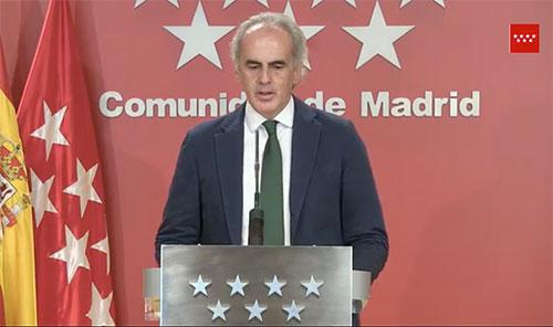 Madrid estado de alarma