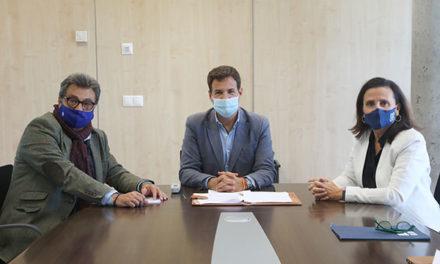 Las Rozas CF colaborará con la Universidad Francisco de Vitoria en un proyecto de investigación genética