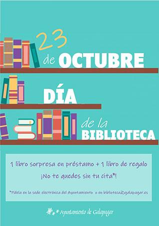 Galapagar Día de la Biblioteca