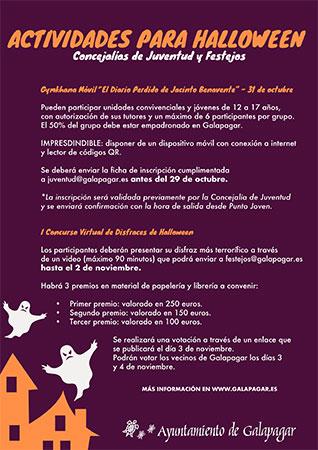 Galapagar Halloween