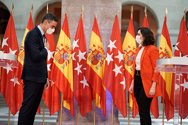 Madrid tiene un plan, pero el Consejo de Ministros decreta estado de alarma